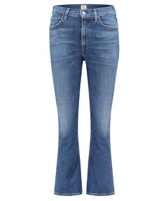 """Damen Jeans """"Demy"""" Flared Fit Cropped"""