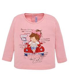 Mädchen Baby Shirt Langarm