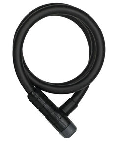 "Fahrrad Kabelschloss ""Racer 6415K"" - 15 mm Spiral-Key mit Halter"