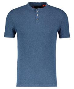 """Herren Shirt """"Heritage Grandad"""" Kurzarm"""