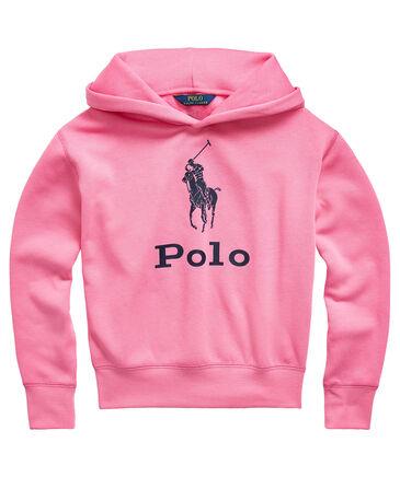 Polo Ralph Lauren Kids - Mädchen Sweatshirt mit Kapuze