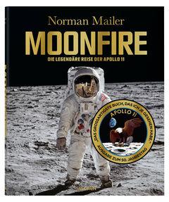 """Buch """"Moonfire - Die Legendäre Reise der Apollo 11"""""""