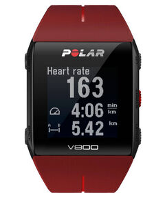 "GPS-Multisportuhr ""V800 Red HR Special Edition"" Bundle"