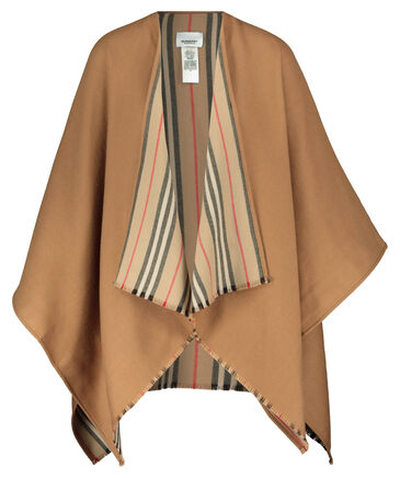 "Burberry - Damen Poncho ""Icon Cape"""