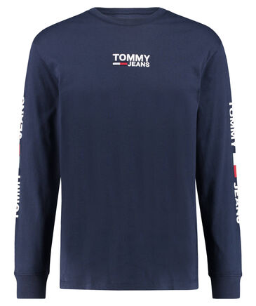 Tommy Jeans - Herren Shirt Langarm