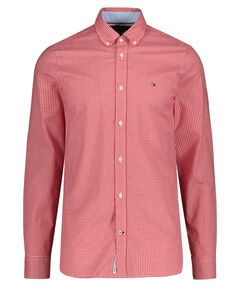 "Herren Hemd ""Slim Natural Soft Gingham Shirt"" Slim Fit"
