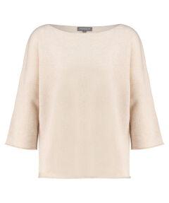 Damen Kaschmir-Pullover 3/4-Arm