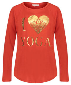Damen Yoga-Sweater Langarm
