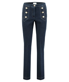 "Damen Jeans ""Claude"" Comfort Fit High Waist"