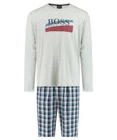 "Herren Pyjama ""Urban Long Set"""