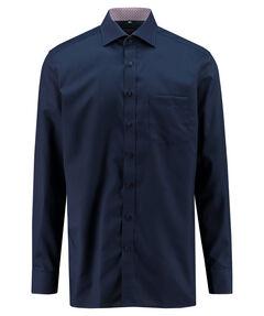 Herren Businesshemd Modern Fit Langarm