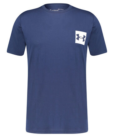 "Under Armour - Herren T-Shirt ""Box Logo"""