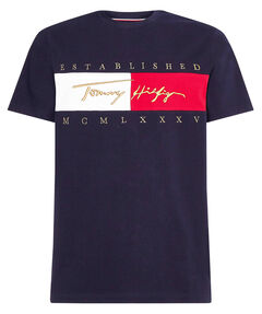 "Herren T-Shirt ""Signature Flag"""