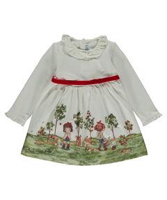 """Mädchen Kleid """"Garten"""""""