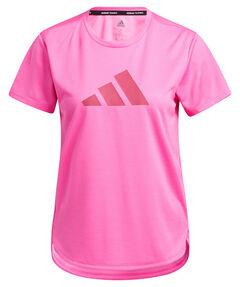 """Damen Trainingsshirt """"Badge of Sport Tee"""" Kurzarm"""