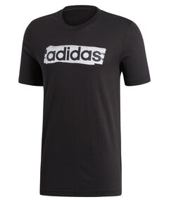 "Herren Trainingsshirt ""Linear Brush"" Kurzarm"