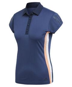 "Damen Tennis Poloshirt ""Club"" Kurzarm"