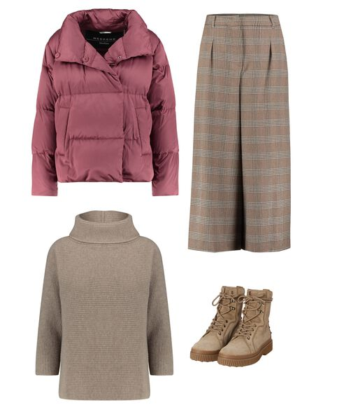 Outfit - Taupe, Baby!