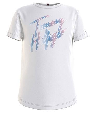 "Tommy Hilfiger - Mädchen T-Shirt ""Script Print Tee"""