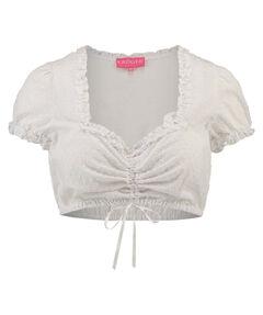 Damen Dirndl-Bluse