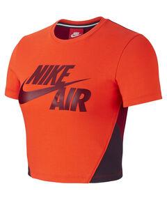 "Damen T-Shirt ""Nsw Top S/S Crop Qs"""