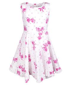 Mädchen Kleid Ärmellos