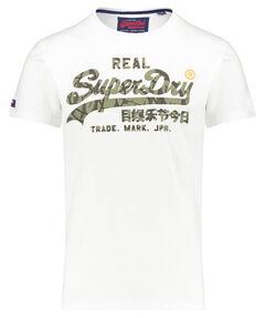 """Herren T-Shirt """"Vintage Logo Camo Infill Tee"""""""