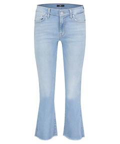 "Damen Jeans ""The Ankle Flare"" Slim Fit verkürzt"