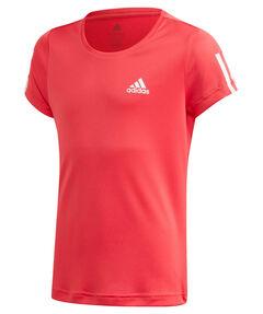 Mädchen Fitness-Shirt Kurzarm