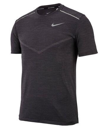 Nike - Herren Laufshirt Kurzarm