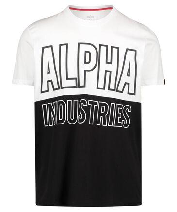 """Alpha Industries - Herren T-Shirt """"Block-T"""""""