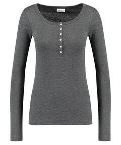 "Damen Unterhemd ""Henley Emma"" Langarm"