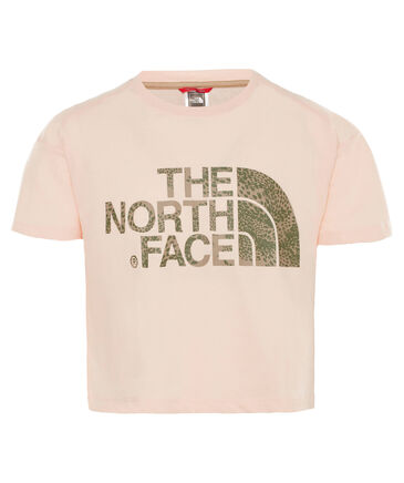 """The North Face - Mädchen T-Shirt """"Cropped"""""""