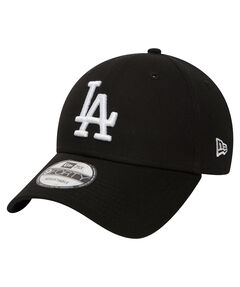 "Herren Schildmütze ""LA Dodgers Essential Black 9Forty"""