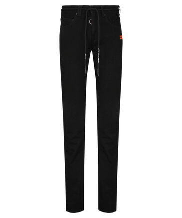 Off-White - Herren Jeans Slim Fit