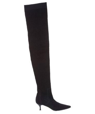 """Dorothee Schumacher - Damen Overknee-Stiefel """"Textured Chic Sock Over Knee"""""""