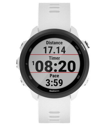 """Garmin - GPS-Laufuhr """"Forerunner 245 Music"""" weißes Armband"""