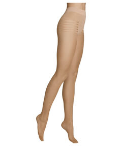 "Damen Shaping-Strumpfhose ""Tights Invisible 15 Stripes Panty"""