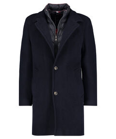 "Herren Mantel ""Stand Up Collar Padded Coat"""