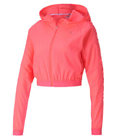 "Damen Trainingsjacke ""Be Bold Woven"""