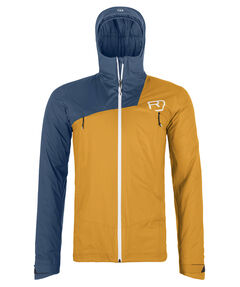 "Herren Bergsportjacke ""2L Swisswool Leone Jacket M"""