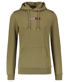 "Herren Sweatshirt mit Kapuze ""Embroided Box Hoodie"""