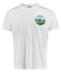"Herren T-Shirt ""Painted Landscape"" Kurzarm"