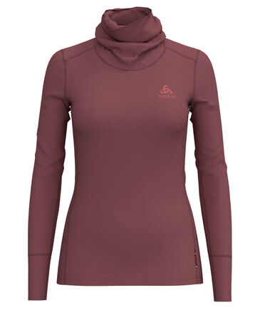 "Odlo - Damen Funktionsshirt ""SUW Natural Turtleneck Performance Warm"" Langarm"