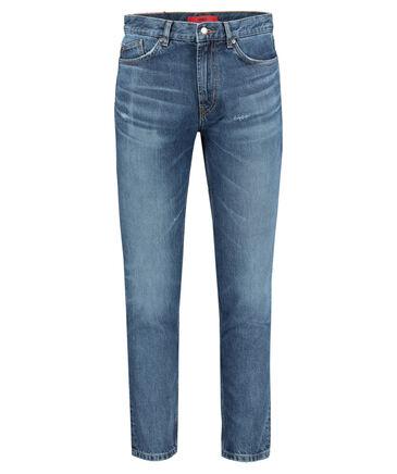 HUGO - Herren Jeans Slim Fit Tapered