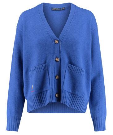 Polo Ralph Lauren - Damen Strickjacke aus Wolle