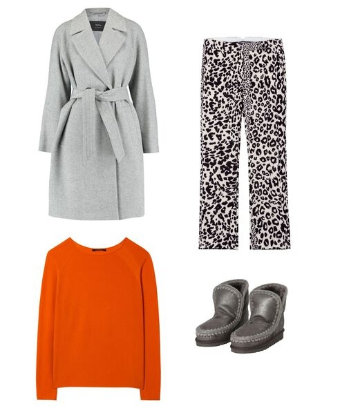 Outfit - Orange Pinch