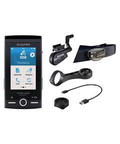 "GPS Fahrrad-Computer ""ROX 12.0 SPORT Set - Gray"""