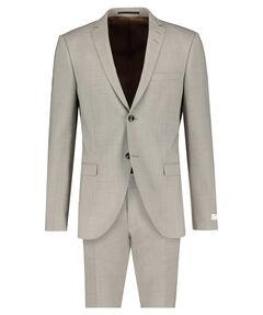 """Herren Anzug """"S.Jile"""" Slim Fit zweiteilig"""