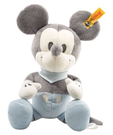 """Steiff - Baby Stofftier """"Mickey Mouse"""""""